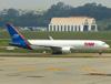 Boeing 767-316FER, PR-ADY, da TAM Cargo. (12/12/2012)
