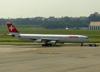 Airbus A340-313X, HB-JMB, da SWISS. (12/12/2012)