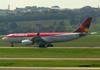 Airbus A330-243, N973AV, da Avianca. (12/12/2012)