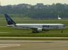 Boeing 767-316ER, CC-CXJ, da LAN Airlines (oneworld). (12/12/2012)