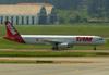 Airbus A321-231, PT-MXG, da TAM. (12/12/2012)