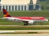 Airbus A319-115, PR-AVD, da Avianca Brasil. (12/12/2012)