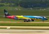Embraer 195AR, PR-AXH, da Azul. (12/12/2012)