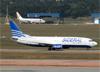 Boeing 737-4Y0SF, PR-SDJ, da Sideral. (07/08/2014)