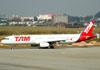 Airbus A321-231, PT-MXG, da TAM. (16/06/2011)
