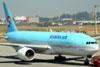 Boeing 777-2B5ER, HL7715, da Korean Air. (16/06/2011)