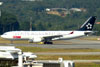 Airbus A330-223, PT-MVM, da TAM (Star Alliance). (16/06/2011)