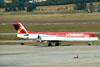 Fokker 100 (F28MK0100), PR-OAL, da Avianca Brasil. (16/06/2011)