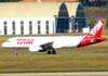 Airbus A320-214, PR-MHS, da TAM. (16/06/2011)