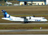 Aerospatiale/Alenia ATR 72-212A, PP-PTU, da TRIP. (16/06/2011)