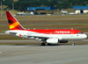 Airbus A318-121, PR-AVK, da Avianca Brasil. (16/06/2011)