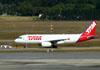 Airbus A320-232, PT-MZI, da TAM. (16/06/2011)