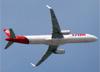 Airbus A321-231 (WL), PT-MXL, da TAM. (19/03/2014)