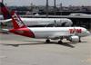 Airbus A320-214 (WL), PR-MYZ, da TAM. (19/12/2013)