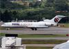 Boeing 727-243F, PT-MTT, da Total. (19/12/2013)