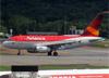 Airbus A318-121, PR-ONP, da Avianca Brasil. (19/12/2013)