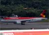Airbus A320-214, PR-AVP, da Avianca Brasil. (19/12/2013)