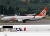Boeing 737-8EH (SFP) (WL), PR-GUO, da GOL. (19/12/2013)