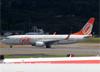 Boeing 737-8EH (SFP), PR-GTO, da TAM. (19/12/2013)