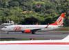 Boeing 737-8EH (SFP), PR-GTE, da GOL. (19/12/2013)