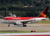 Airbus A318-121, PR-AVH, da Avianca Brasil. (19/12/2013)