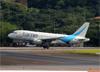 Airbus A319-112, HC-CMO, da TAME. (19/12/2013)