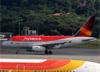 Airbus A318-121, PR-AVL, da Avianca Brasil. (19/12/2013)