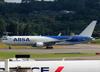 Boeing 767-316FER, PR-ACG, da TAM Cargo (ABSA Cargo Airline). (19/12/2013)