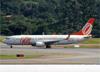 Boeing 737-8HX (WL), PR-GUR, da GOL. (19/12/2013)