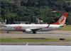 Boeing 737-8EH (SFP), PR-GTM, da GOL. (19/12/2013)