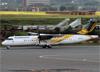 ATR 72-500 (ATR 72-212A), PR-PDJ, da Passaredo. (19/12/2013)