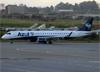 Embraer 195AR, PR-AXS, da Azul. (19/12/2013)