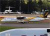 ATR 72-500 (ATR 72-212A), PR-PDK, da Passaredo. (19/12/2013)
