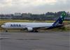 Boeing 767-316FER, PR-ABD, da TAM Cargo (ABSA Cargo Airline). (19/12/2013)