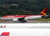 Airbus A330-243, N968AV, da Avianca. (19/12/2013)