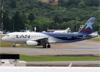 Airbus A320-232, CC-BAM, da LAN Airlines. (19/12/2013)