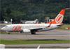 Boeing 737-7EH, PR-GEA, da GOL. (19/12/2013)