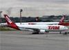 Airbus A330-223, PT-MVP, da TAM. (19/12/2013)