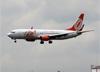 Boeing 737-8EH (SFP) (WL), PR-GXC, da GOL. (19/12/2013)