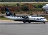 ATR 72-600 (ATR 72-212A), PR-AQJ, da Azul. (19/12/2013)