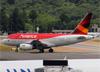 Airbus A318-121, PR-AVJ, da Avianca Brasil. (19/12/2013)