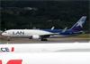 Boeing 767-316FER (WL), N312LA, da LAN Cargo (LANCO). (19/12/2013)