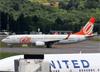 Boeing 737-86N, PR-GIQ, da GOL. (19/12/2013)