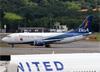 Boeing 737-3M8, CP-2552, da BoA (Boliviana de Aviación). (19/12/2013)
