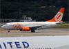 Boeing 737-7EA, PR-VBM, da GOL. (19/12/2013)