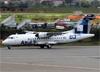 ATR 42-500, PP-PTW, da Azul. (19/12/2013)