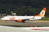 Boeing 737-8EH (SFP), PR-GGT, da GOL. (21/04/2013)