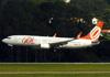 Boeing 737-85F, PR-GIP, da GOL. (21/04/2013)