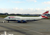 Boeing 747-436, G-CIVX, da British Airways. (21/04/2013)