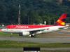 Airbus A319-115, PR-AVD, da Avianca Brasil. (21/04/2013)
